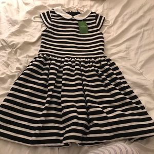 Kate Spade little girls dress size 7 years old